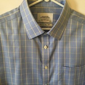 Charles Tyrwhitt Classic Fit Non Iron Dress Shirt